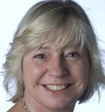 Photo of Gillian Hallam