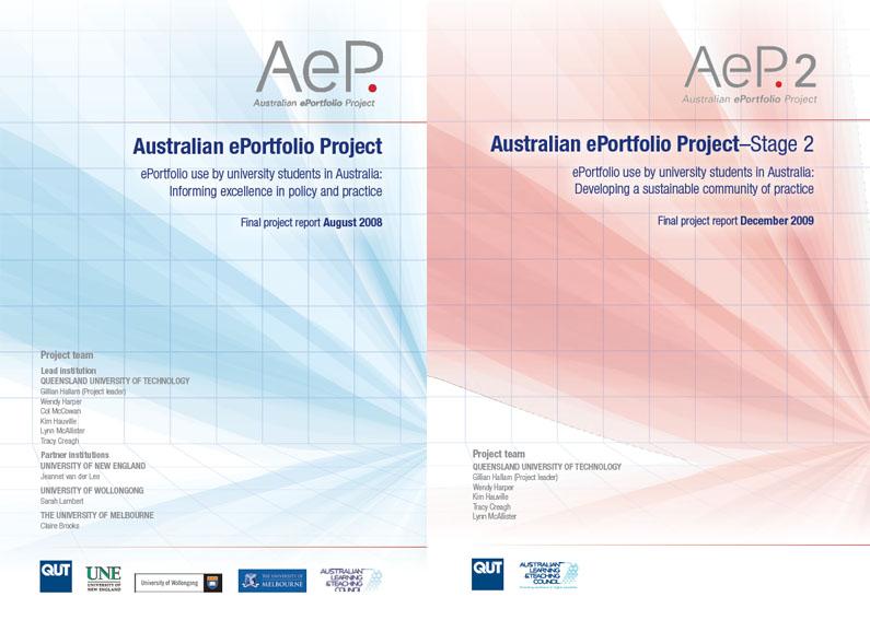 Australian ePortfolio Project (AeP)