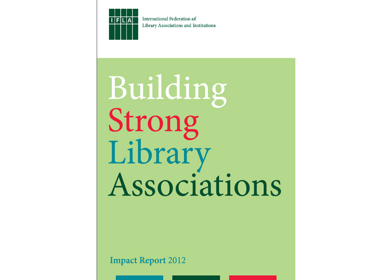 IFLA Building Strong Library Associations